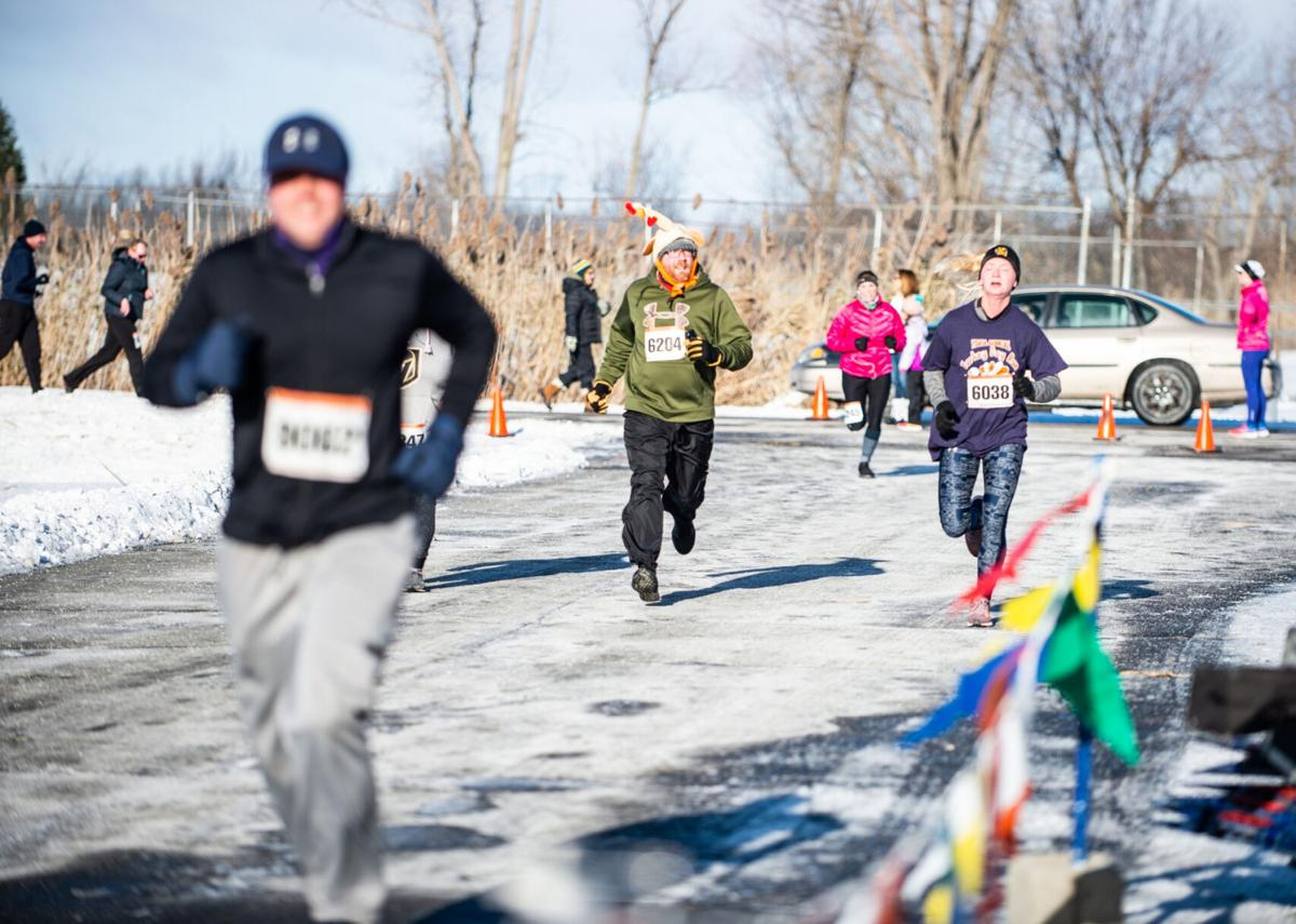 Trot goes green Postponed Shamrock Run joining forces with Turkey event