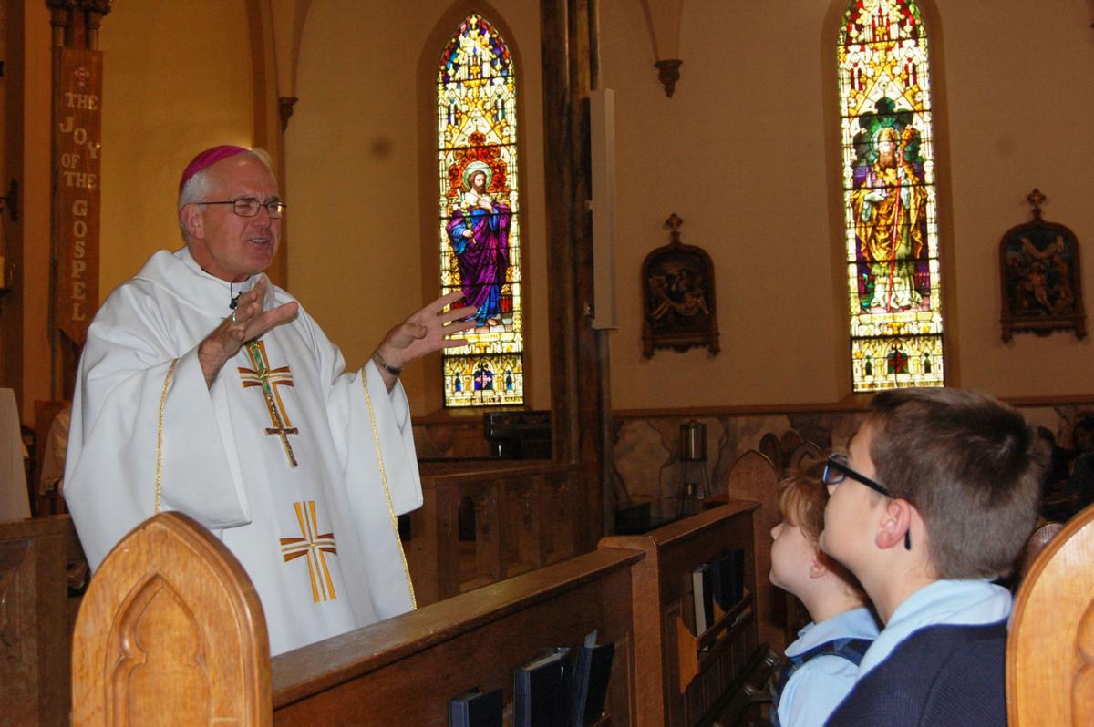 Catholic churches plan reopenings