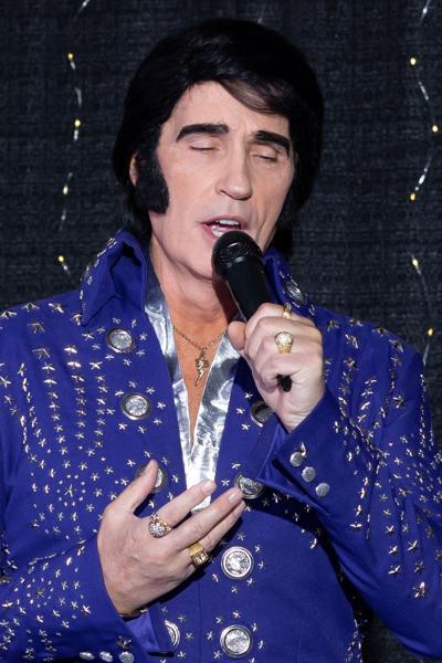 Oswego resident chosen as Elvis Tribute Artist (ETA) of the Year