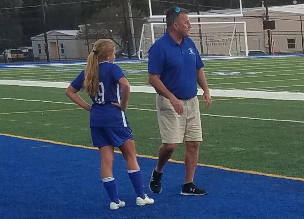 Richmond returns to re-energize Oswego High School girls varsity soccer program