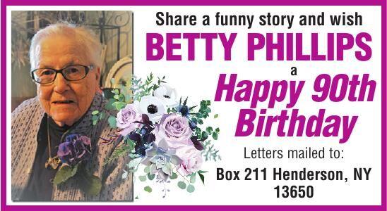 Betty Phillips