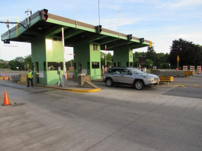 E-ZPass proves popular at international bridge