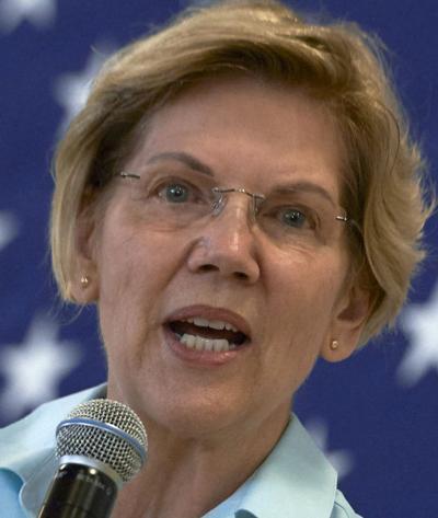 Warren closing gap on Biden in Iowa