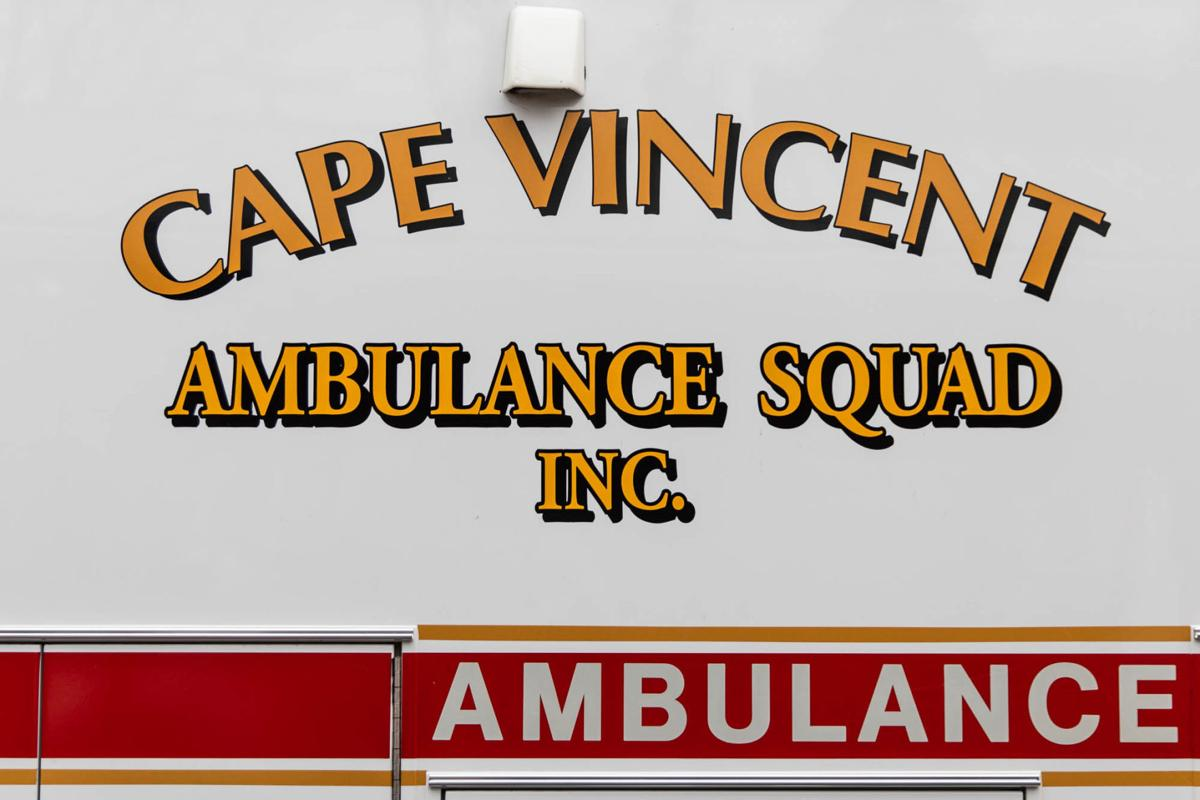 Cape Vincent ambulance sees revival