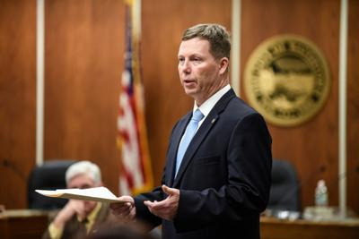 Butler tapped as Civilian Aide