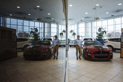 Buyers snap up new cars as U.S. auto sales surge