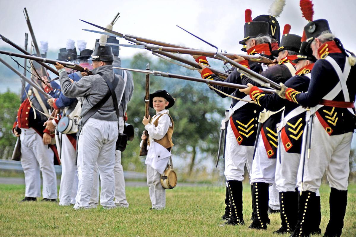 Sackets marks battle's 208th anniversary