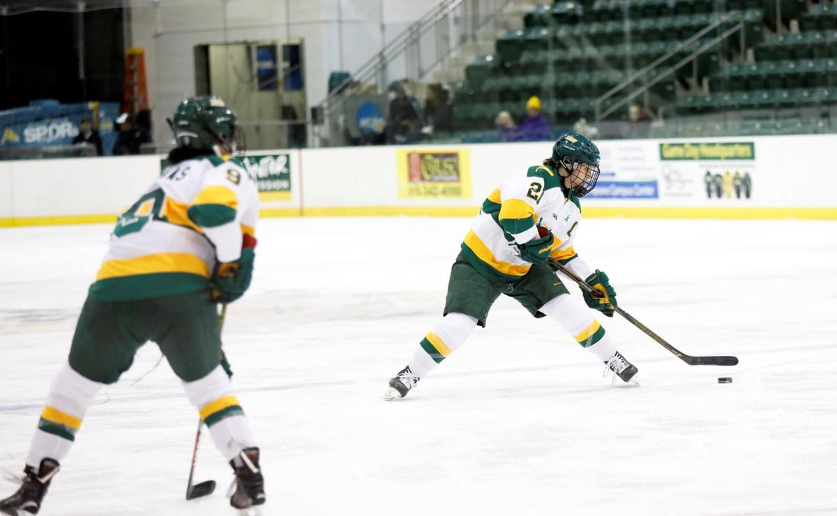 Lakers women's ice hockey team concludes resurgent campaign