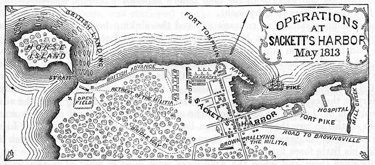 Horse Island secrets Team discovers key details of War of 1812 battle