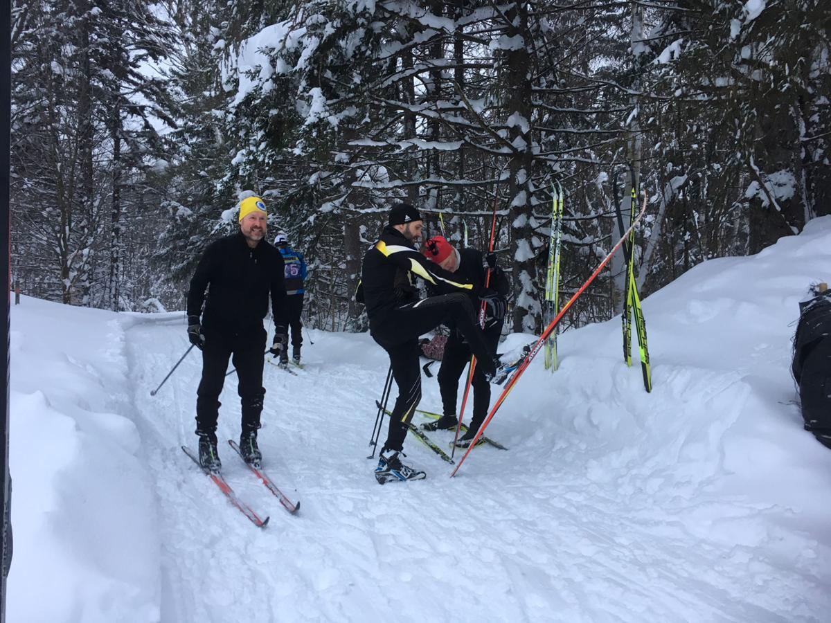 Tourathon attracts 200 skiers