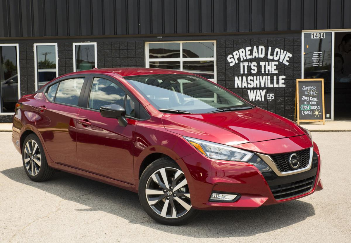 Looking for a cheap date? The economical yet trendy 2020 Nissan Versa may be your ride