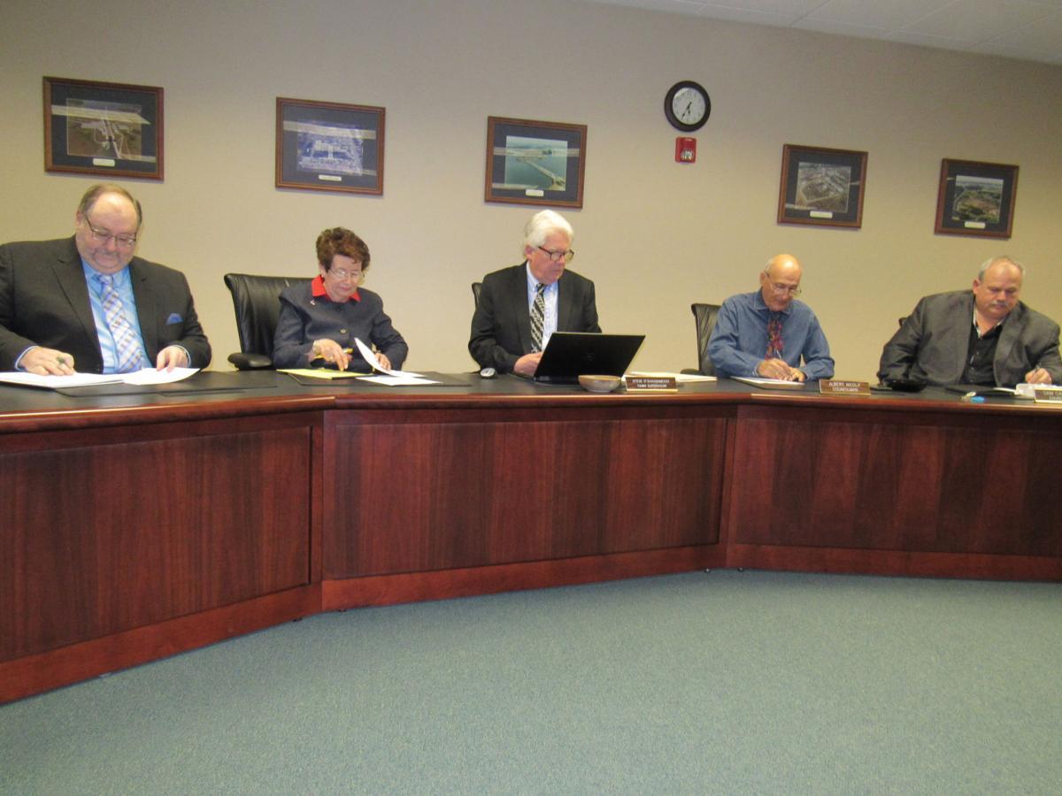 Council swears in new members