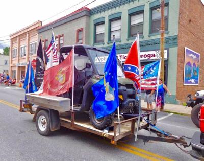 Don't tolerate Confederate flag