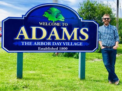 Welcome to Adams