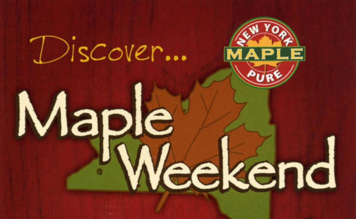 2020 Maple Weekends represents 176 Years of sugarmaking