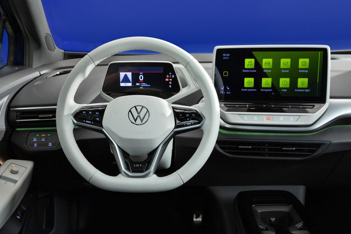 VW's battery bet reveals data showing tech could top Tesla