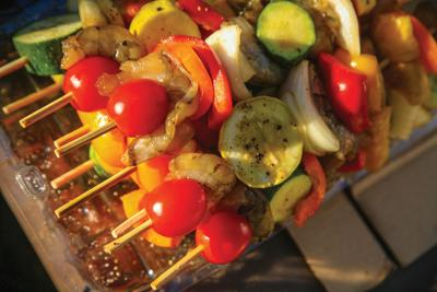 Introduce your grill to some veggies