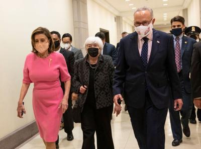 Dems, GOP strike debt limit deal