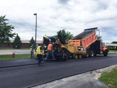 Cole Road in Champion widened, repaved with county, grant funds