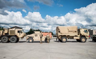 1st Brigade set to deploy