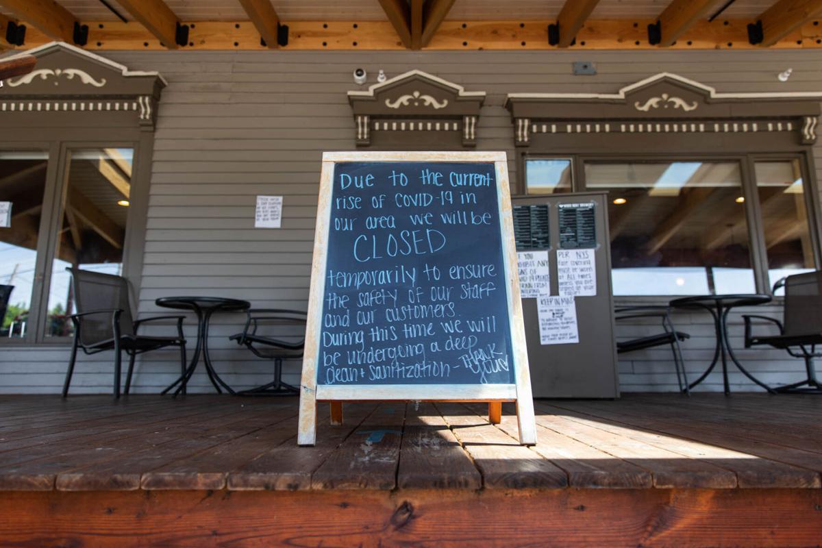 Clayton eateries shut down temporarily