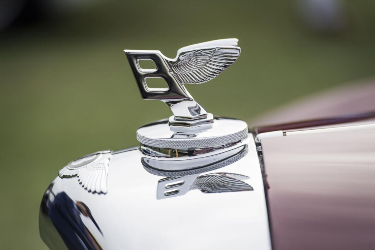 The secrets behind Rolls-Royce, Bentley, Bugatti hood ornaments