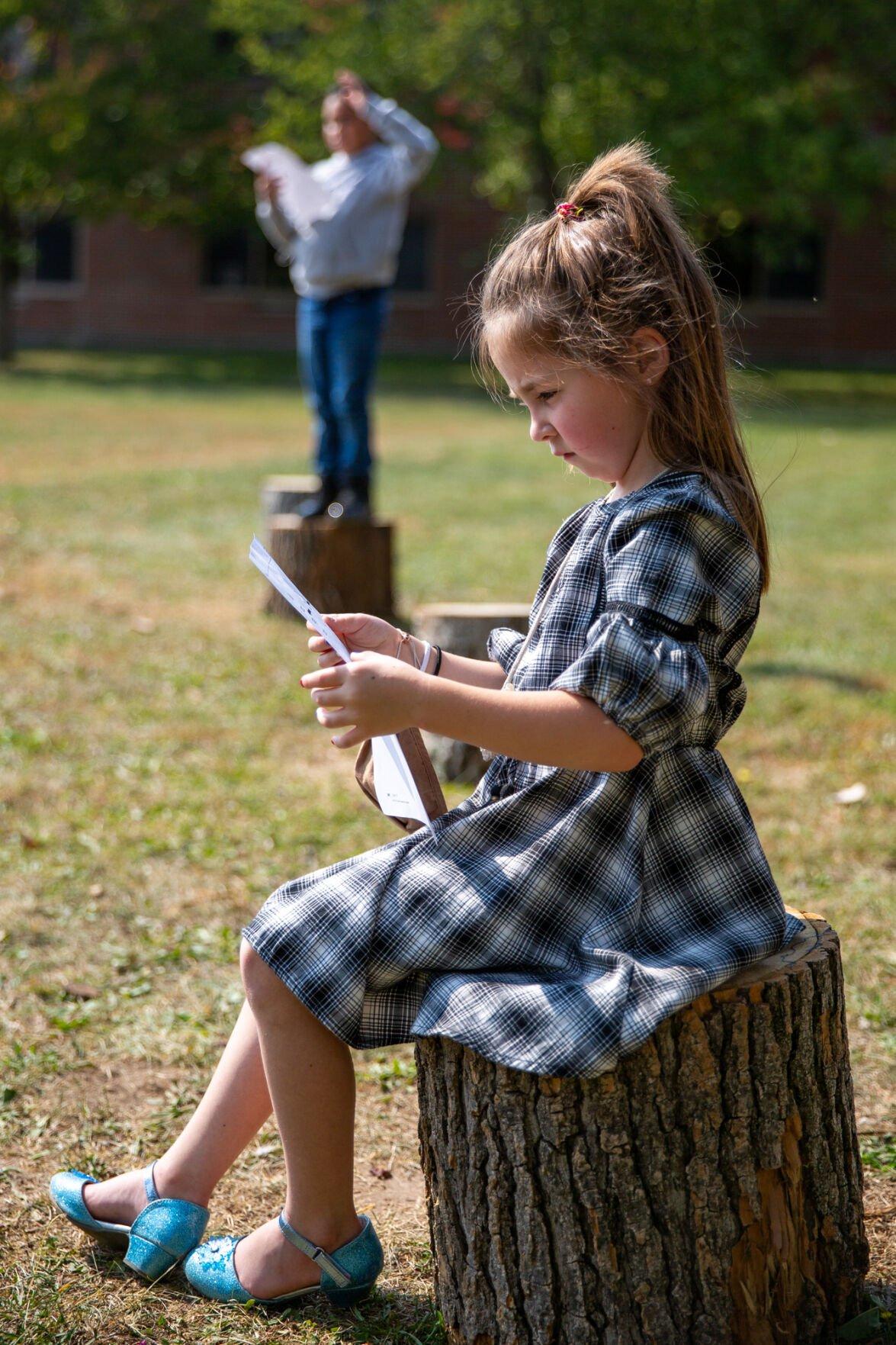 Black River students enjoy sunny new classroom