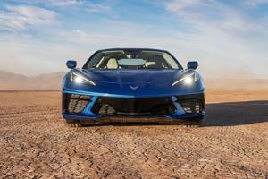 Corvette price rises to more than $60K.