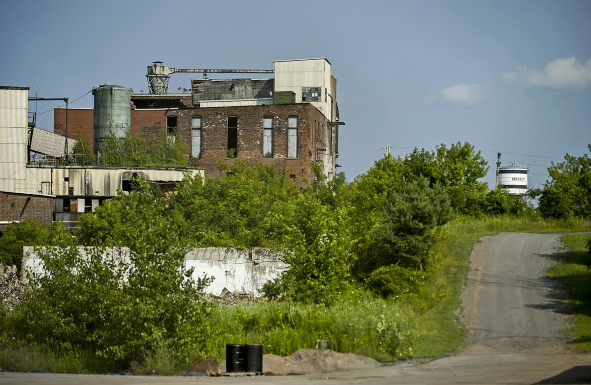 Former mill nominated for project