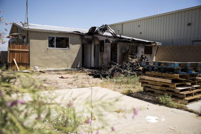 New quake rocks Southern California
