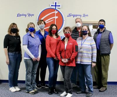 AmeriCU employees assist Catholic Charities