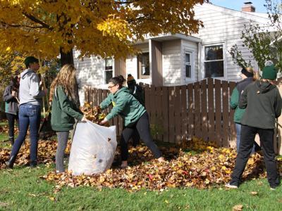 Laker student-athletes to rake leaves for senior citizens Nov. 3