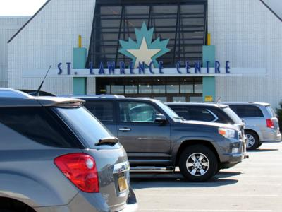 St. Lawrence Centre mall reopens