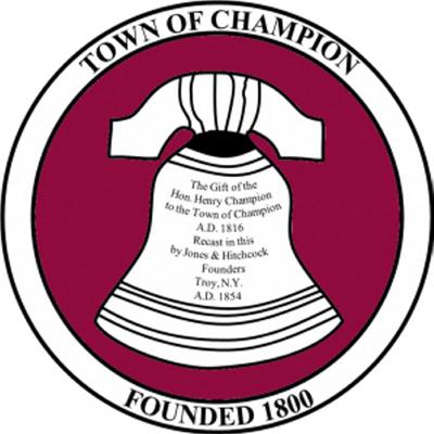 Town of Champion sets dates for bulk cleanup