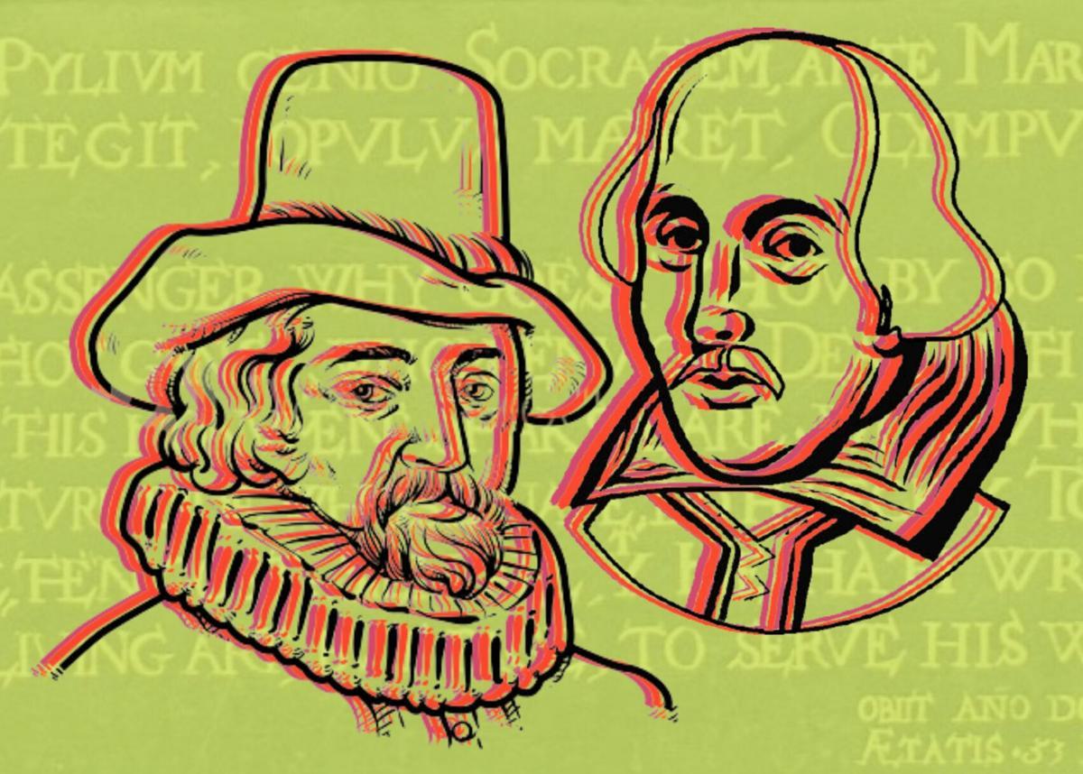 Was Shakespeare really Shakespeare?