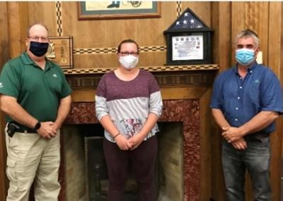 Cortiva Agriscience donates to backpack program