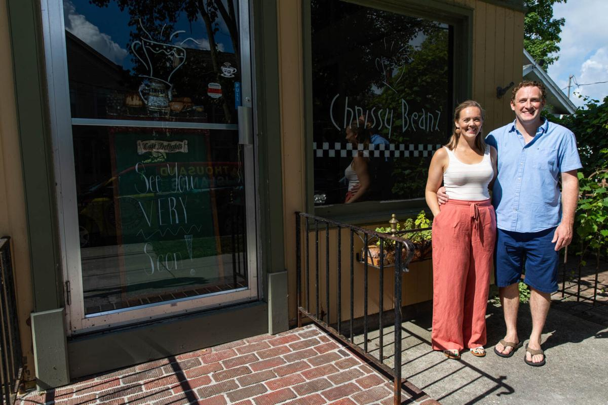 New owners of cafe excited with venture