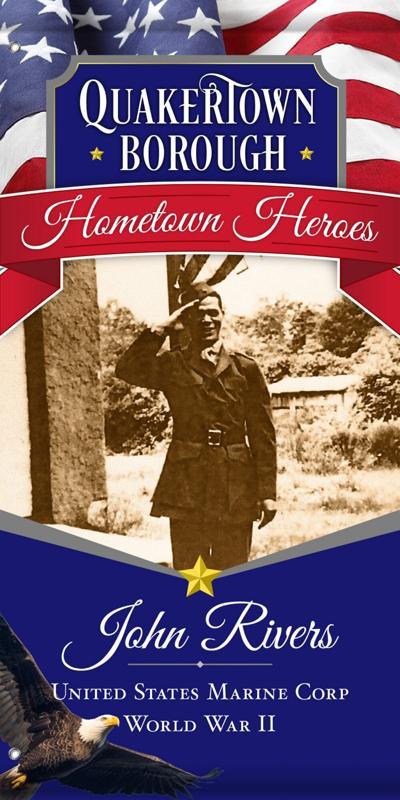 Hometown Hero's banner program