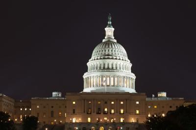 U.S. virus relief set to vanish in series of fiscal cliffs