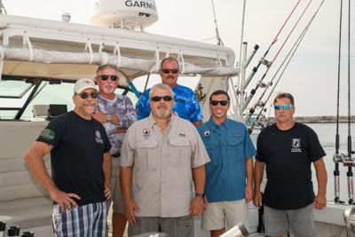 Mayor Barlow, Thank A Service Member, Inc. host fishing event for local veterans