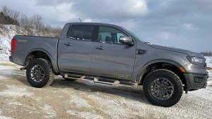 2021 Ford Ranger Tremor pickup delivers off-road performance and value.