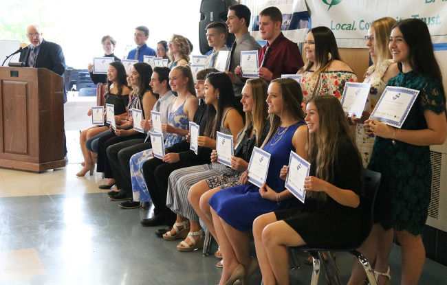OHS celebrates top 100 students of 2018-2019 school year