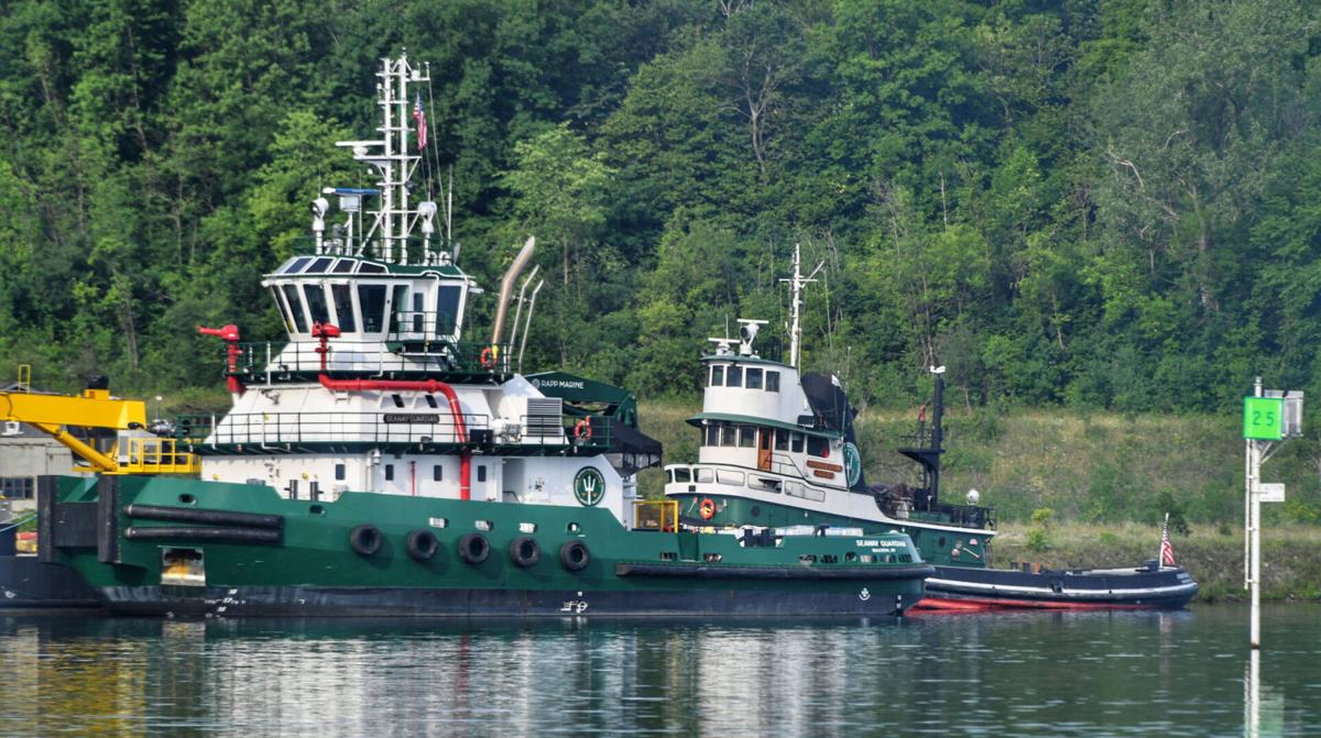 Seaway company welcomes new tugboat