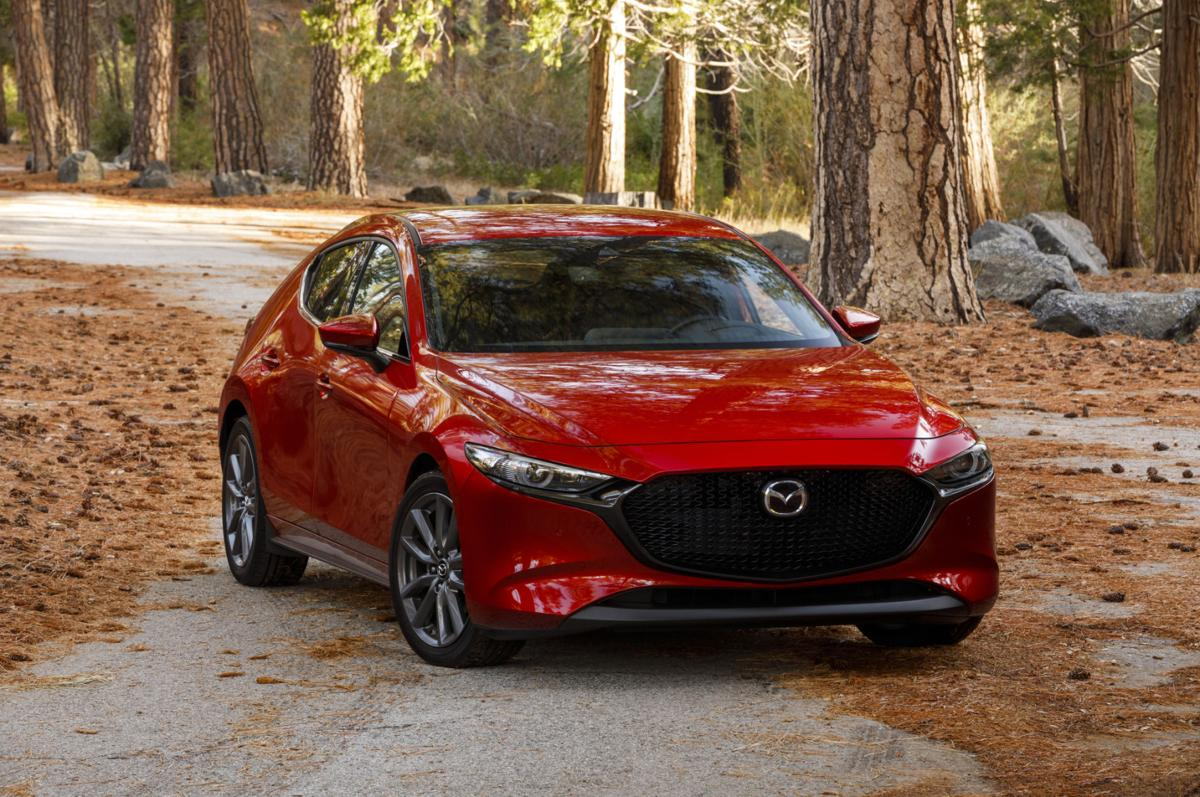 All is not what it seems with the 2019 Mazda3
