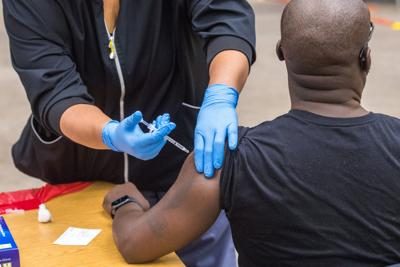 Residents 16 and up can get vaccines