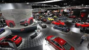 Detroit auto show moves to fall, snatching prime position.