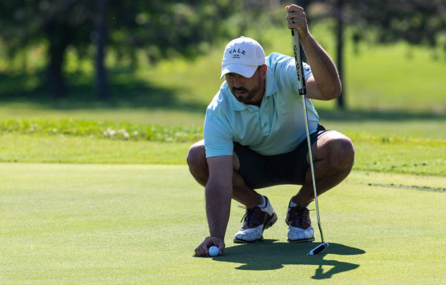 Local golf: Past champions Bufalini, Brown advance to city golf