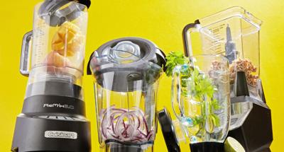 Blenders to quicken the pulse