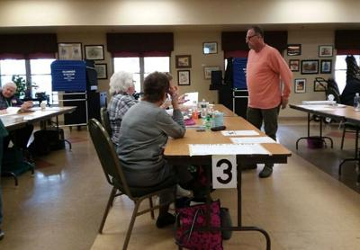 A poll worker shortage brewing