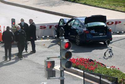 Slain Capitol Police officer to lie in honor in Rotunda next week